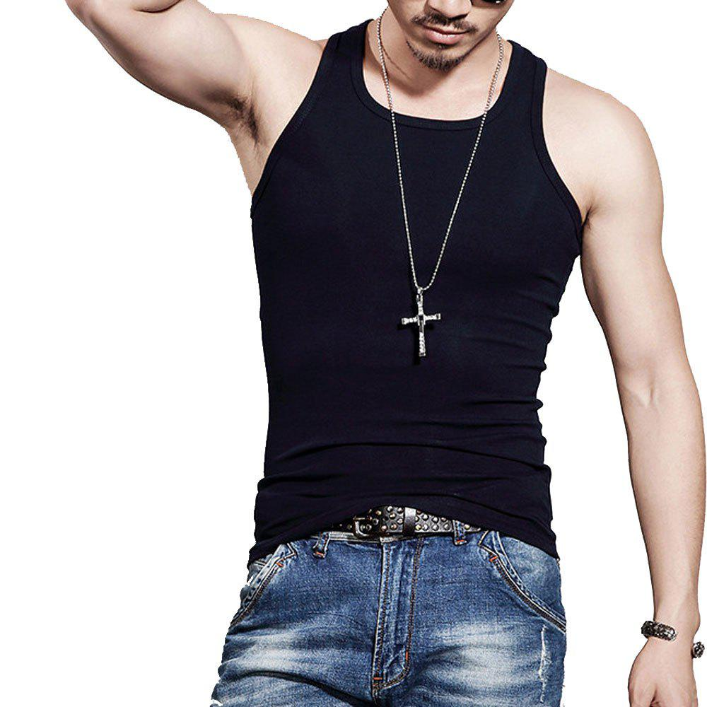 Chic Men's Easy Sport Sleeveless Vest