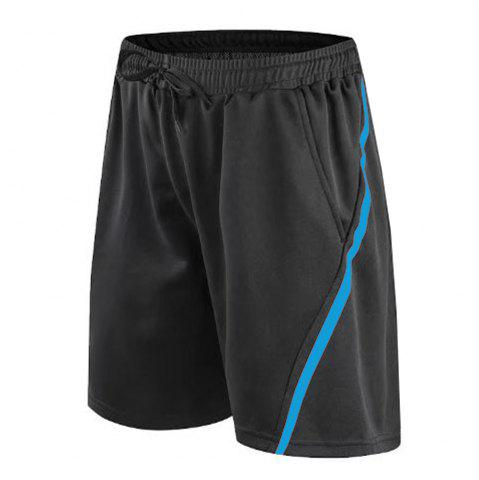 Outfits Sports Men Summer Quick Dry Breathable Training Fitness Baggy Shorts