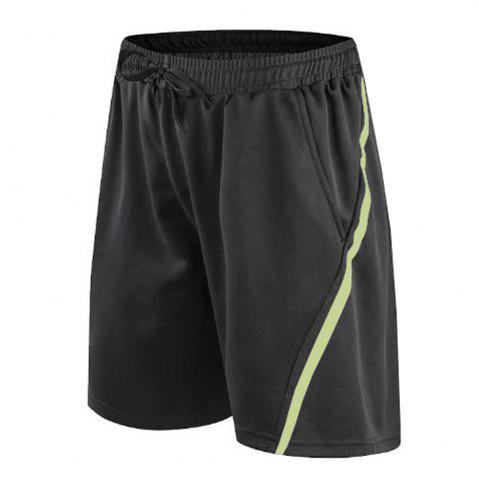 Hot Sports Men Summer Quick Dry Breathable Training Fitness Baggy Shorts