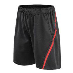 Sports Men Summer Quick Dry Breathable Training Fitness Baggy Shorts -