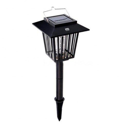 Discount YWXLight Outdoor Solar Mosquito Killer Lamp 3 LED Hanger Fly Insect Repellent Lamp Lawn