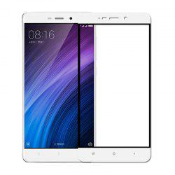Screen Protectors for Xiaomi Redmi 4 16GB Full Coverage Protective Film Tempered Glass -