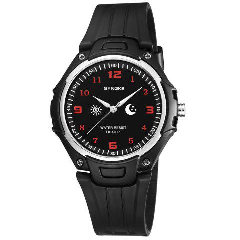 Online SYNOKE 9618 Men'S Ultra-Thin Quartz Watch