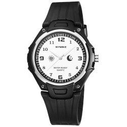 SYNOKE 9618 Men'S Ultra-Thin Quartz Watch -