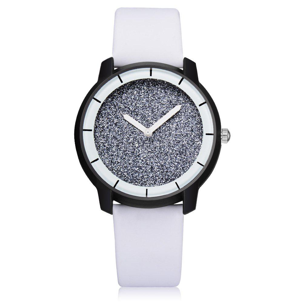 Online XR2440 Women Simple Analog Quartz PU Leather Wrist Watch