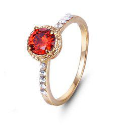 Large Stone Artificial Diamond Rings -