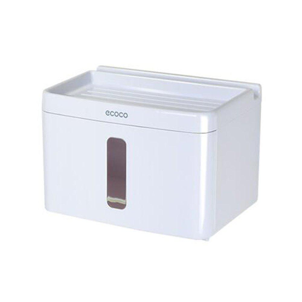Hot Bathroom Suction-Free Suction Cup Tissue Box