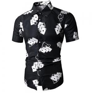 New  Short  Sleeve   Shirt -