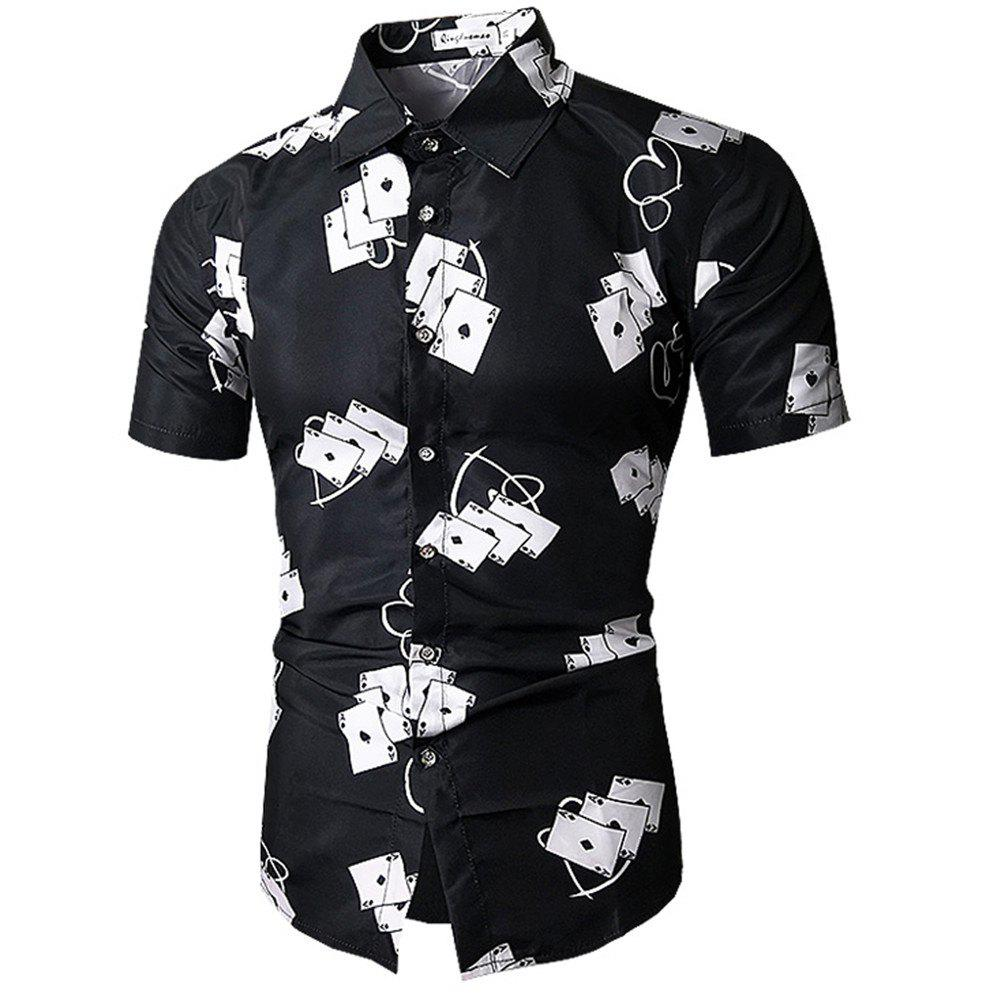 Outfit New  Short  Sleeve   Shirt