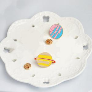 The New Cute Cartoon Planet Brooch All-Match Fashion Personality -