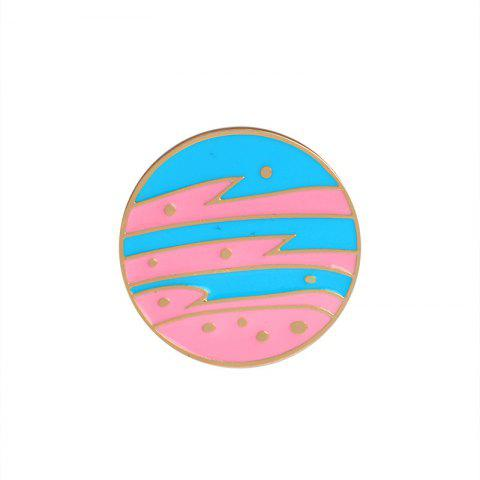 Hot The New Cute Cartoon Planet Brooch All-Match Fashion Personality