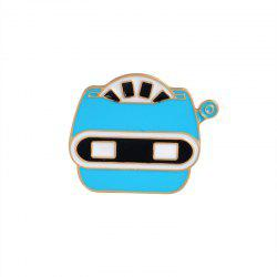 The New Cute Cartoon Robot Brooch All-Match Fashion Personality -