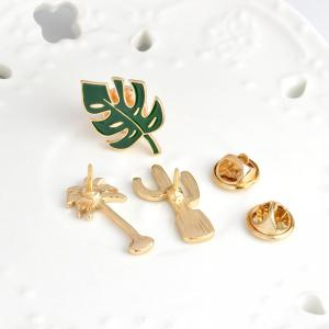 Fashion Personality Plant High-Grade Brooch Costumes Cactus Pin -