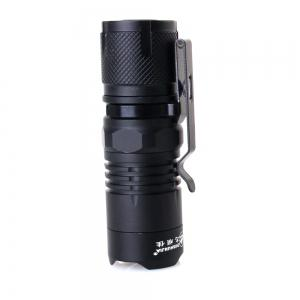 ZHISHUNJIA YH-6842 Telescopic Zoom 3-Mode Cold White Light Flashlight -
