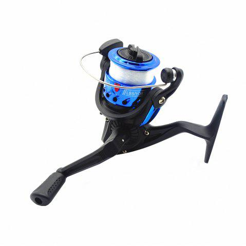 Shops Outdoors Spinning Wheel Type Fishing Reel Plating Hairtail Line 80 Meters