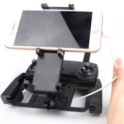 Remote Control Tablet Phone Holder Bracket for DJI Mavic AIR PRO SPARK -