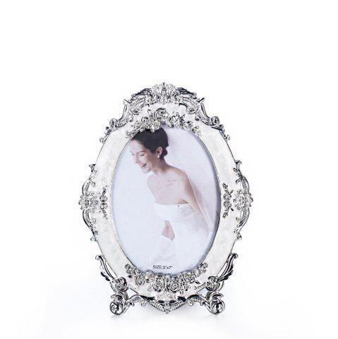 Shop Bz-03 European Retro Metal Photo Frame