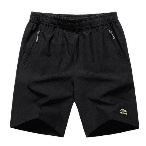 Shops Men's Plus Size Fast Drying Summer Sports Shorts