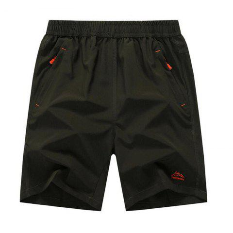 Latest Men's Plus Size Outdoor Fast Drying Summer Sports Shorts