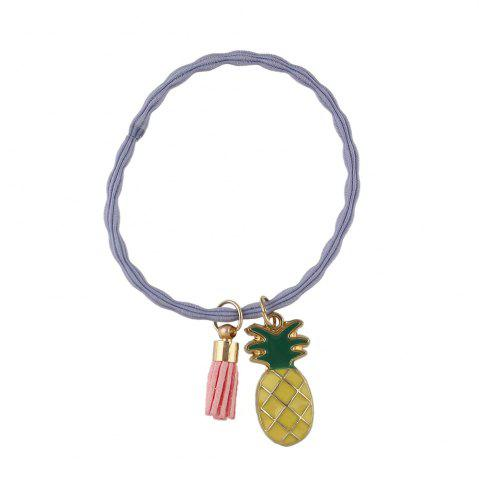 Affordable Flower Pineapple Starfish Shape Hair Jewelry Accessories