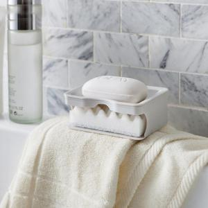 Bathrooms Double Soap Box -