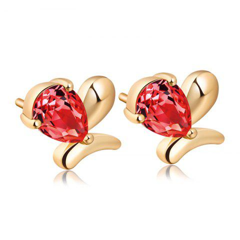 Affordable Fashionable Butterfly Earrings ERZ0276