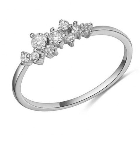 New Fashionable Diamond Couple Ring