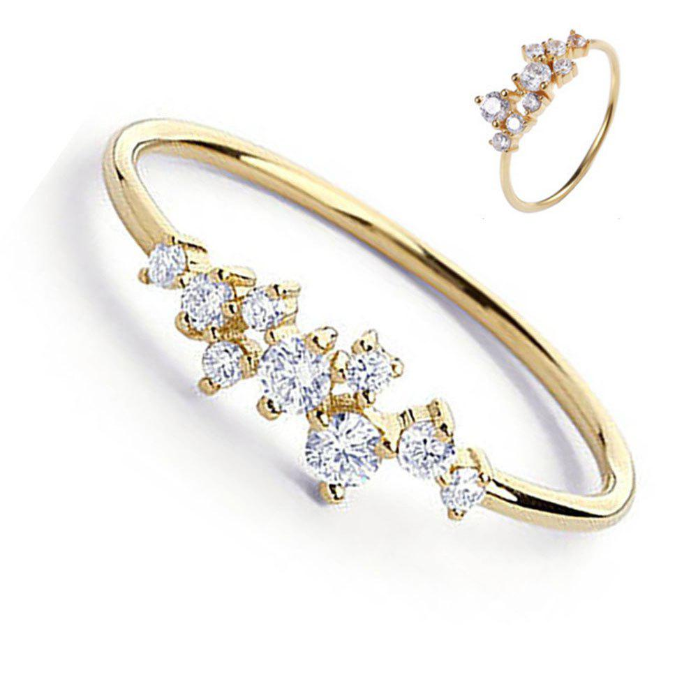 Discount Fashionable Diamond Couple Ring