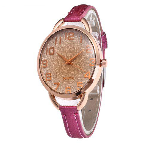 Sale Simple Digital Scale Quartz Watch