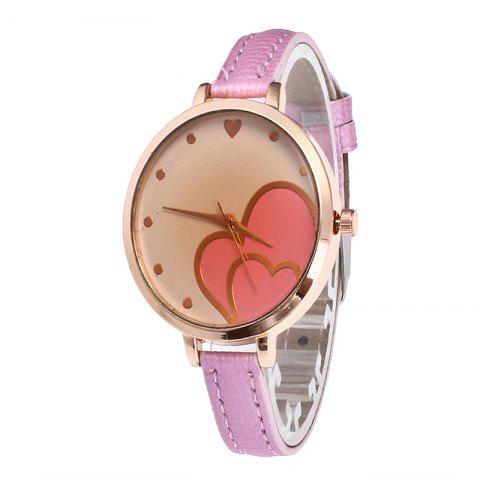New Love Tea Women Quartz Watch