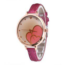 Love Tea Femmes Quartz Montre -