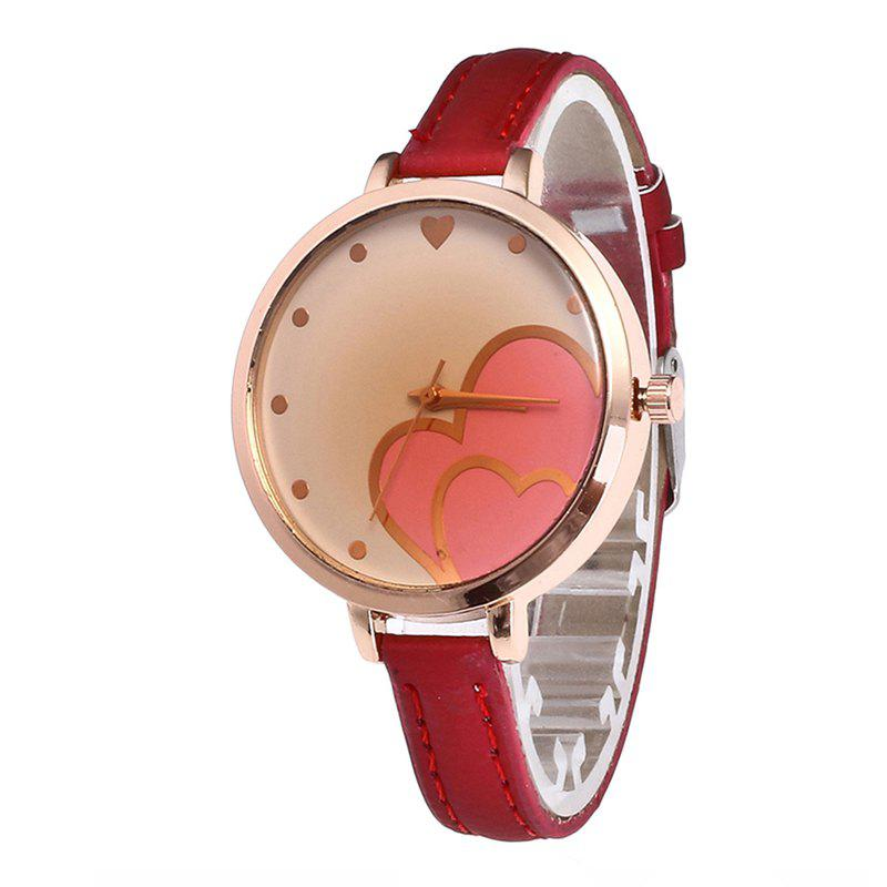 Love Tea Femmes Quartz Montre