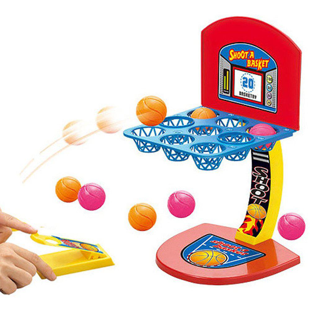 Store Cage Shooting Machine Board Games Competition Toy Parent-child Interaction