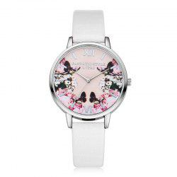Lvpai P84-3 New Fashion Women's Quartz Watch -