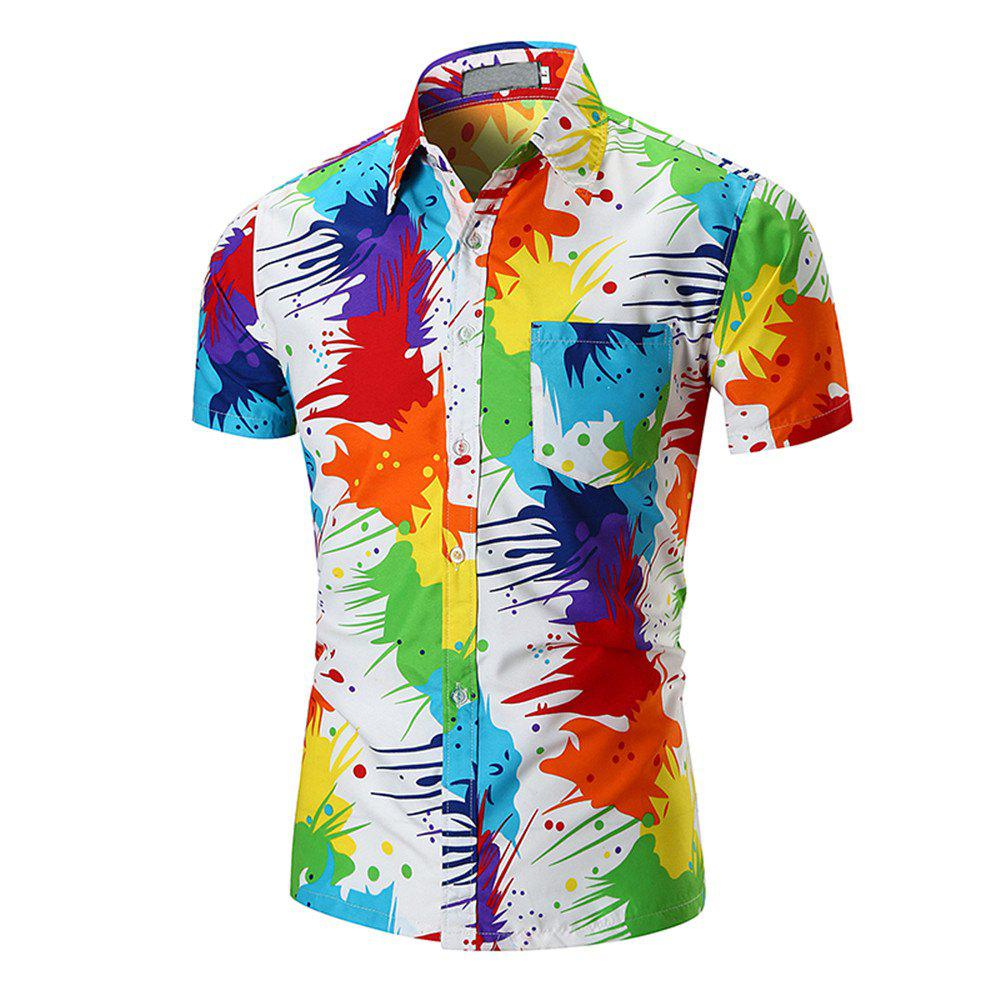 Fancy New  Style  Men's  Shirts