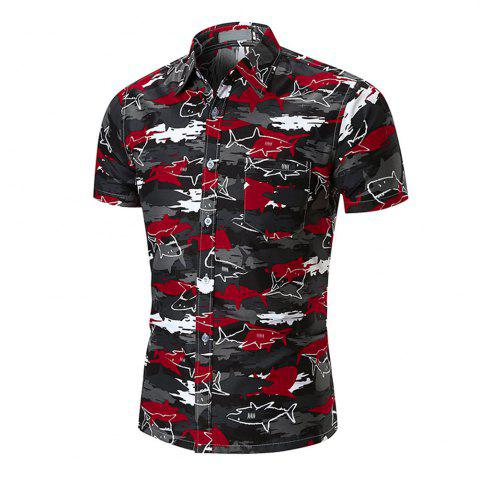 Discount New  Style  Men's  Shirts