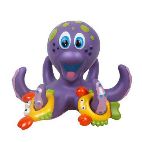 Trendy Children Bath Toys Cute Little Octopus