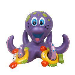 Children Bath Toys Cute Little Octopus -