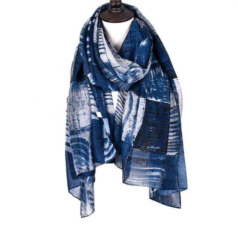 Cheap New Fashion Infinity Scarf Women Plaid Print Viscose Snood Circle Scarves