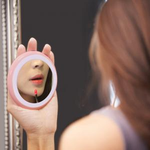 Lamp Fold Portable LED Cosmetic Mirror -