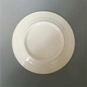 Creative Nordic Style Ceramic Dinner Plate Round Dish -