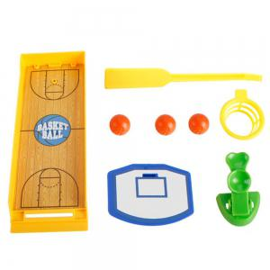 Shooting Game Finger Desktop Mini Basketball Toys Kids Gift -