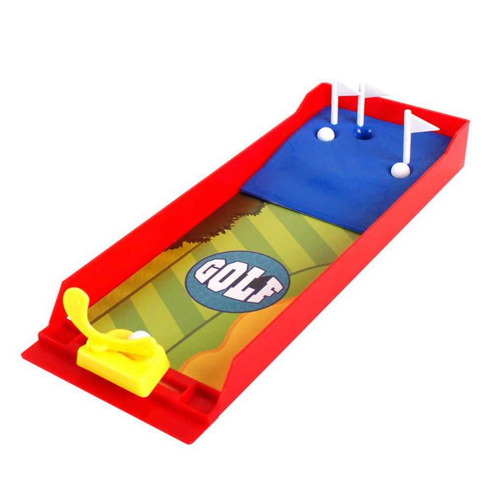 Стрельба игры Finger Desktop Mini Golf Toys Kids Gift