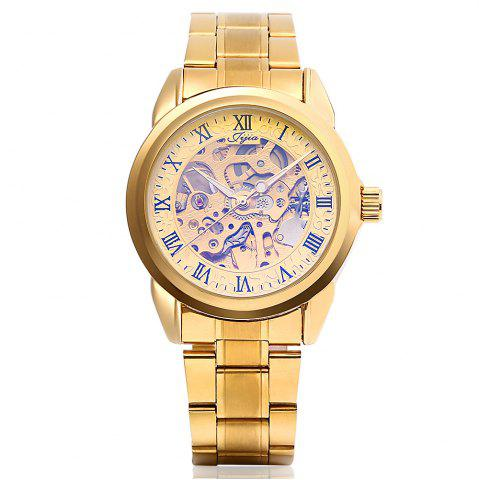 Online JIJIA G8132 Fully Automatic Mechanical Watches