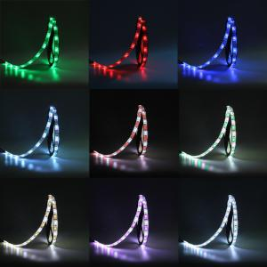 KWB 2 x 5M LED Strip Light 5050 RGBW 600LEDs with 24Key Remote and Power Supply -