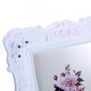 Bz-09 White Roses Set Picture Frame -