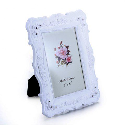 Bz-09 White Roses Set Picture Frame