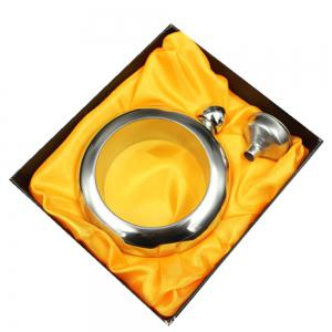 Russian Bracelet Round Stainless Steel Flagon Suit -