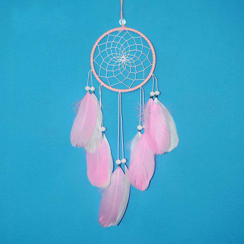Nouveau Style Feather Dreamcatcher fait à la main décoration de la maison