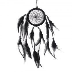 Black and White Simple Dreamcatcher Handcraft Home Decoration Gift -